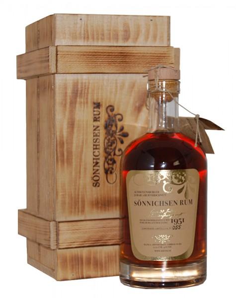 Rum 1951 Jamaica Rum Sönnichsen
