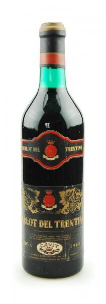 Wein 1968 Merlot del Trentino Riserva Cavit