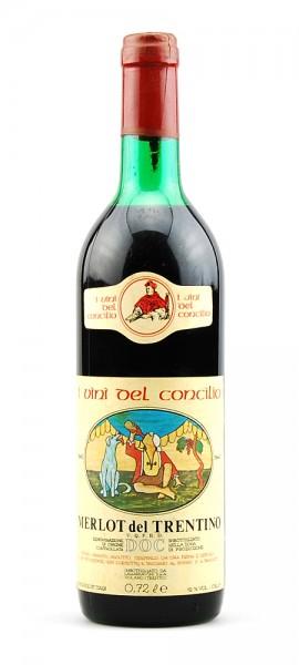 Wein 1976 Merlot del Trentino Lagariavini