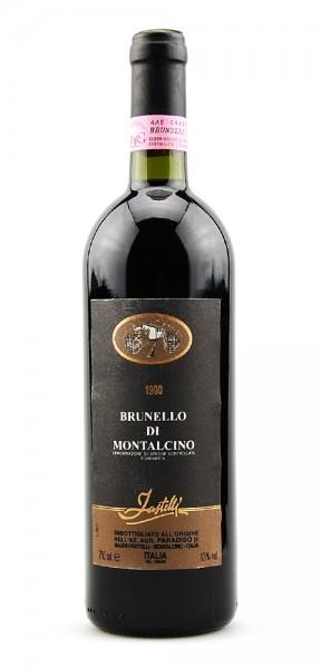 Wein 1990 Brunello di Montalcino Fastelli