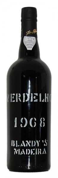 Madeira 1968 Blandy's Verdelho