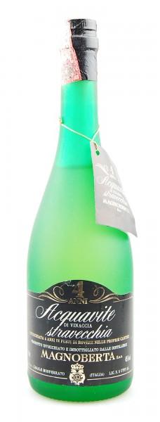 Brandy 1979 Acquavite Stravecchia Magnoberta