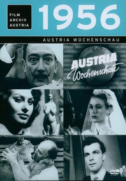 DVD 1956 Chronik Austria Wochenschau in Holzkiste