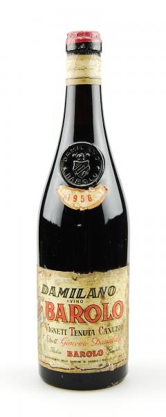 Wein 1956 Barolo Giacomo Damilano