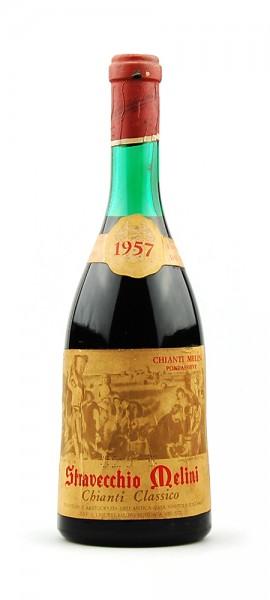 Wein 1957 Chianti Classico Stravecchio Melini