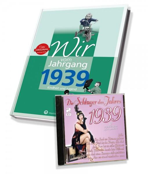 Zeitreise 1939 - Wir vom Jahrgang & Schlager 1939