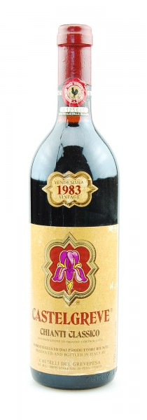 Wein 1983 Chianti Classico Castelgreve