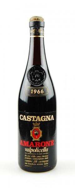 Wein 1966 Amarone della Valpolicella Castagna