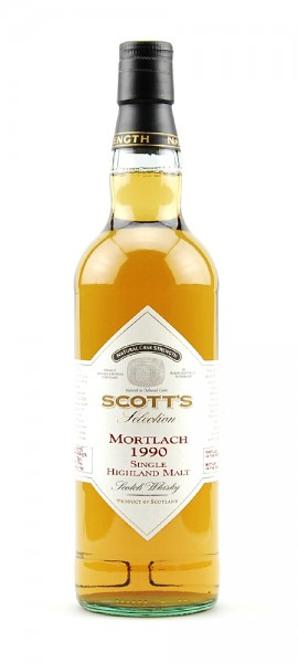 Whisky 1990 Mortlach Single Highland Malt Whisky