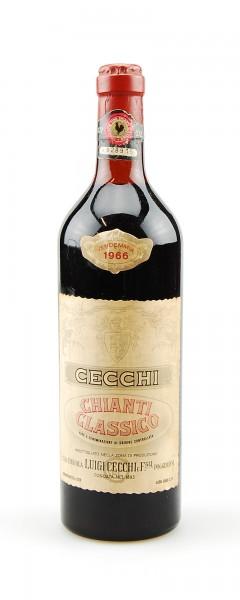 Wein 1966 Chianti Classico Luigi Cecchi