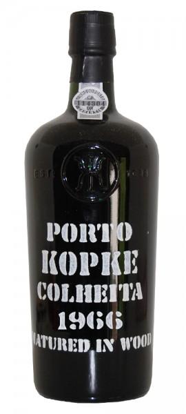 Portwein 1966 Kopke Colheita