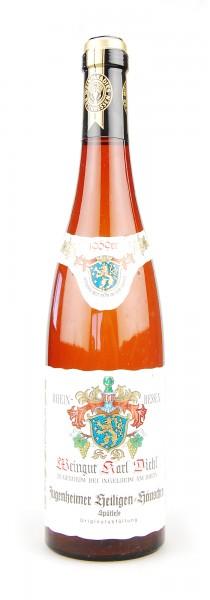 Wein 1969 Jugenheimer Heiligen-Häuschen Spätlese
