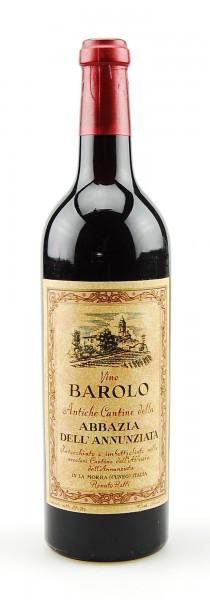 Wein 1961 Barolo Abbazia dell´ Annunziata Ratti