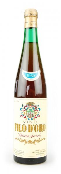 Wein 1960 Vino Filo d´Oro Riserva Speciale