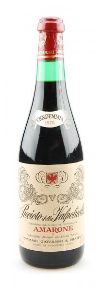 Wein 1976 Amarone Giovanni Tomassi