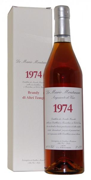 Brandy 1974 di Altri Tempi Dr. Mario Montanaro