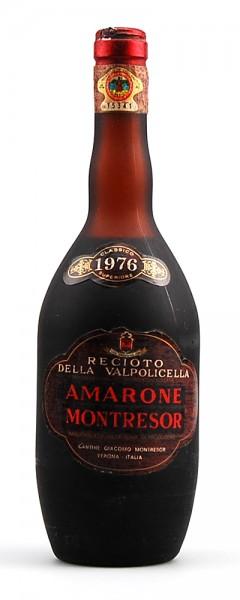 Wein 1976 Amarone Montresor Reciotto della Valpolicella