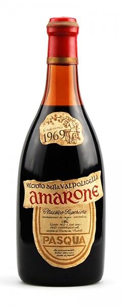 Wein 1969 Amarone Pasqua Recioto della Valpolicella