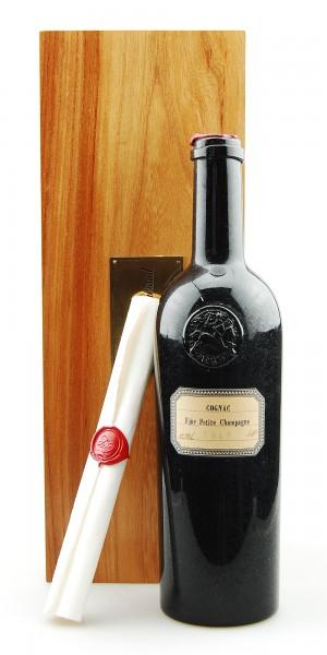 Cognac 1947 Lheraud Fine Petite Champagne