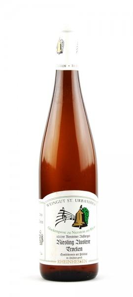 Wein 1996 Niersteiner Auflangen Auslese