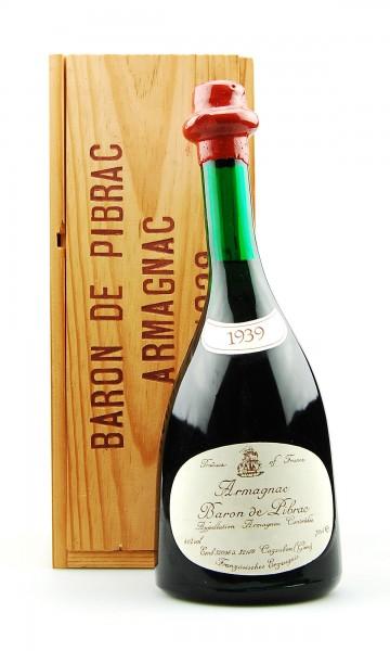 Armagnac 1939 Baron de Pibrac