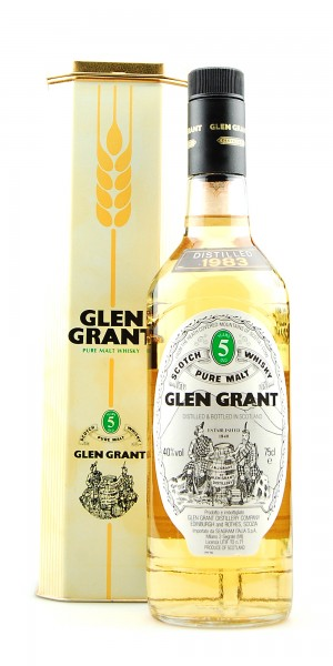 Whisky 1983 Glen Grant Highland Malt 5 years in Dose