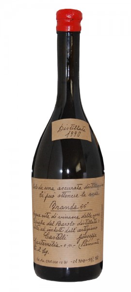 Grappa 1990 Distilleria Castelli