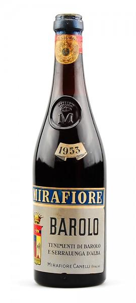 Wein 1953 Barolo Mirafiore