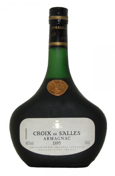 Armagnac 1895 Croix de Salles