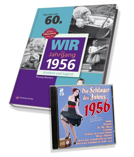 Zeitreise 1956 - Wir vom Jahrgang & Schlager 1956