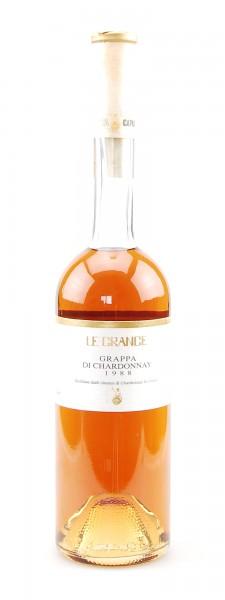 Grappa 1988 di Chardonnay Le Grance Tenuta Caparzo
