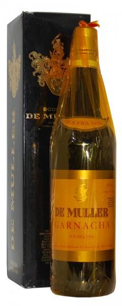 Wein 1926 De Muller Garnacha Solera