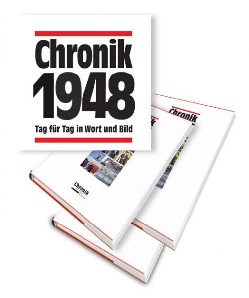 Chronik 1948 Jahrgangsband - alte Version