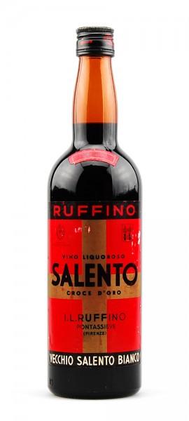 Wein 1967 Salento Ruffino Vino Liquoroso Croce d-Oro