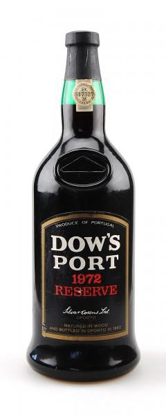 Portwein 1972 Dows Reserve 1,5 Liter Magnum
