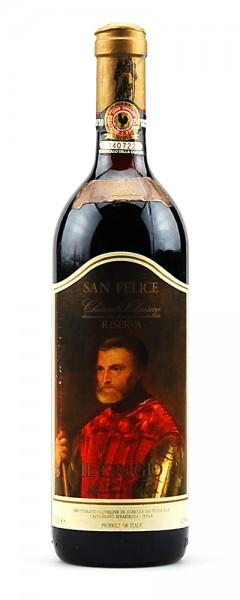 Wein 1981 Chianti Classico Riserva Il Grigio San Felice