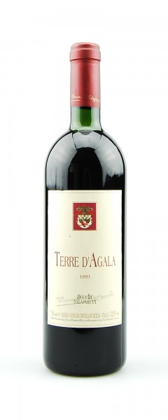 Wein 1993 Terre d´Agala Duca di Salaparuta