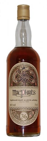 Whisky 1950 MacPhail's Highland Malt Scotch Whisky