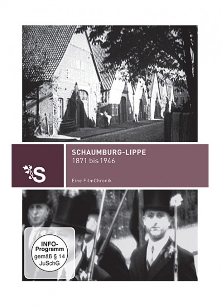 DVD 1871 - 1946 Chronik Schaumburg-Lippe